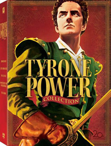 Tyrone Power Collection (Boxset) DVD Movie