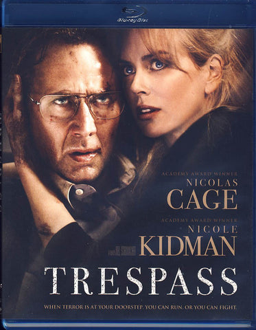 Trespass (Blu-ray) BLU-RAY Movie