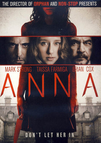 Anna DVD Movie
