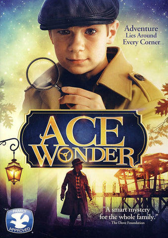 Ace Wonder DVD Movie
