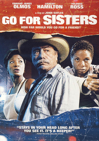 Go for Sisters DVD Movie