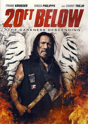20ft Below DVD Movie