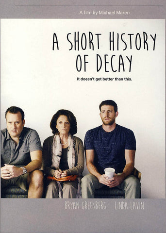 Short History of Decay DVD Movie