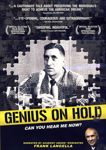 Genius on Hold DVD Movie