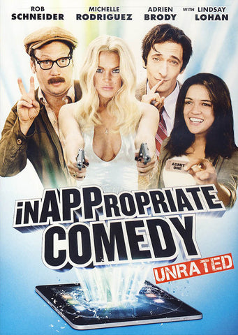 Inappropriate Comedy DVD Movie