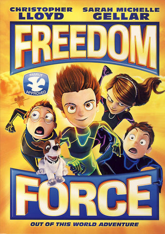 Freedom Force (slipcover) DVD Movie