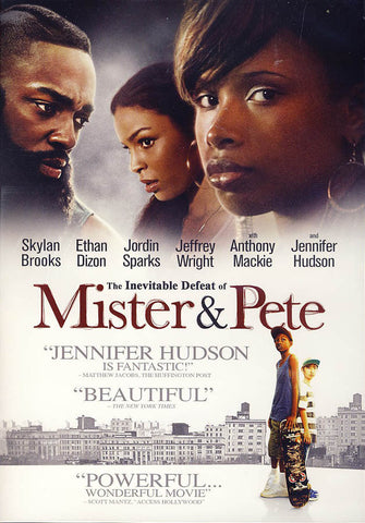 Inevitable Defeat of Mister & Pete DVD Movie