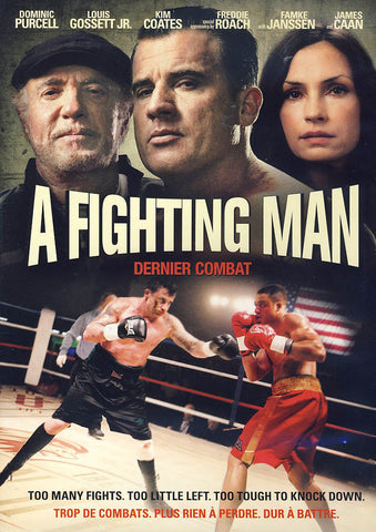 FIGHTING MAN (Bilingual) DVD Movie