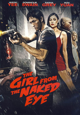 Girl from the Naked Eye DVD Movie