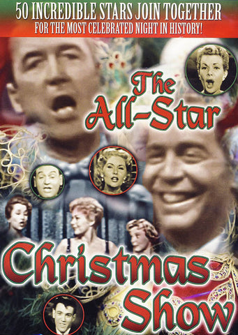 The All-Star Christmas Show DVD Movie