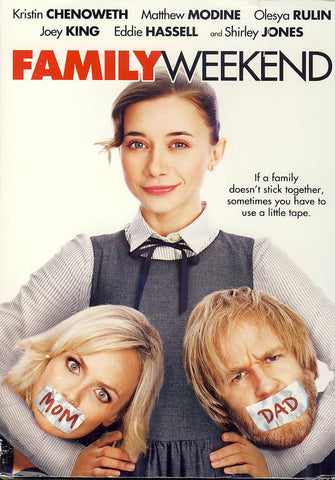 Family Weekend (slipcover) DVD Movie