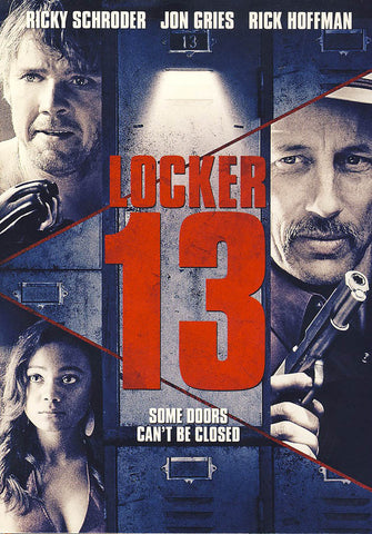Locker 13 (slipcover) DVD Movie