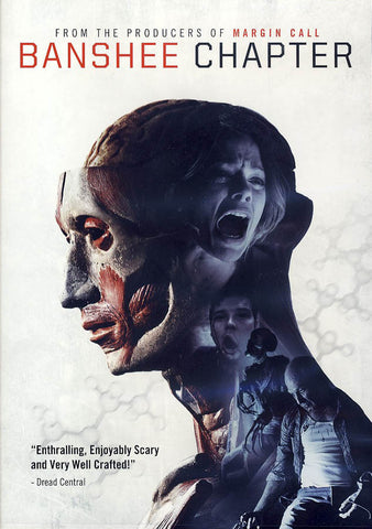 Banshee Chapter DVD Movie