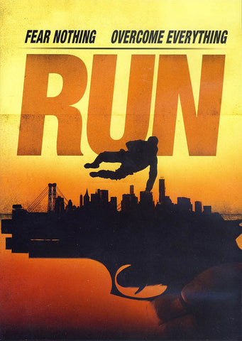 RUN DVD Movie