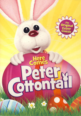 Here Comes Peter Cottontail DVD Movie