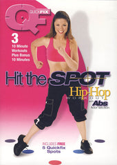 QuickFix Hit The Spot Hip-Hop Workout with Abs Flor Section