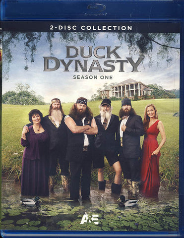 Duck Dynasty - Season 1 (Blu-ray) BLU-RAY Movie