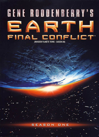 Earth - Final Conflict - Season 1 (Bilingual) (Boxset) DVD Movie