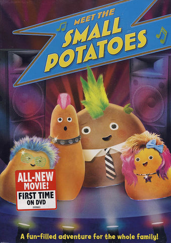 Meet The Small Potatoes (Slipcover) DVD Movie