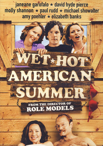 Wet Hot American Summer DVD Movie
