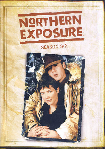 Northern Exposure - Season 6 DVD Movie