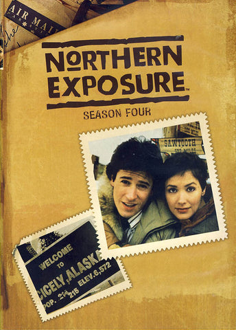 Northern Exposure: Season 4 DVD Movie