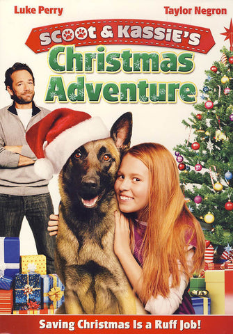 Scoot and Kassie's Christmas Adventure DVD Movie
