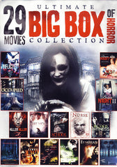 29 Movies - Ultimate Big Box Collection of Horror (Boxset)