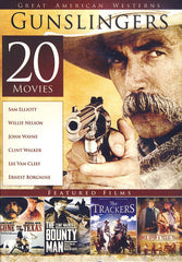 20 Movies - Gunslingers (Vaue Movie Collection)(Boxset)