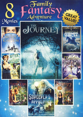 8-Film Family Fantasy Adventure (Value Movie Collection)