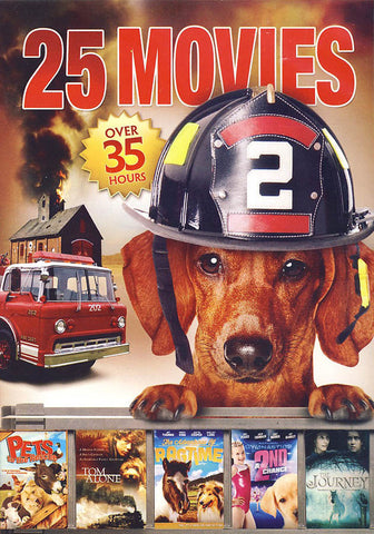 25 Movies (Value Movie Collection)(Boxset) DVD Movie