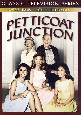 Petticoat Junction - 14 Episodes (Classic Television Series) DVD Movie