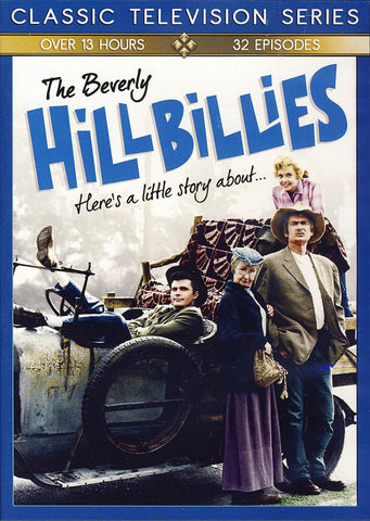 The Beverly Hillbillies - 32 Episodes (Classic Television Series) DVD Movie