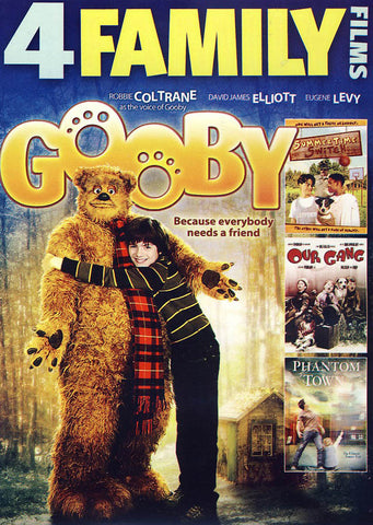 4-Films Family Collection (Featuring: Gooby)(Value Movie Collection) DVD Movie