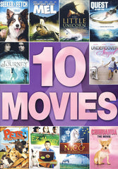 10 Movies Pack (featuring:The Little Unicorn)(Movie Value Collection)