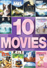 10 Movies Pack (featuring:The Little Unicorn)(Movie Value Collection) DVD Movie