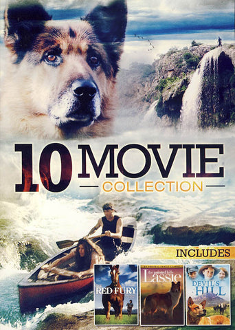 10-Film Family Adventure Pack (Value Movie Collection) DVD Movie