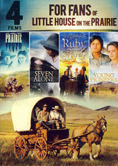 4-Films for Fans of Little House on the Prairie (Value Movie Collection)