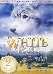 White Fang (plus 2 BONUS movies) (Value Movie Collection)