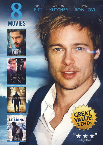 Brad Pitt / Nicole Kidman - Movie Collection (Value Movie Collection) DVD Movie