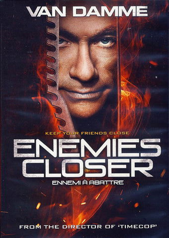Enemies Closer (Bilingual) DVD Movie
