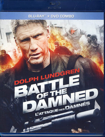 Battle of the Damned (Blu-ray + DVD) (Blu-ray) BLU-RAY Movie