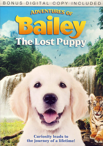 Adventures of Bailey - The Lost Puppy DVD Movie