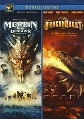 Dragonquest / Merlin & The War of the Dragons (Double Feature)