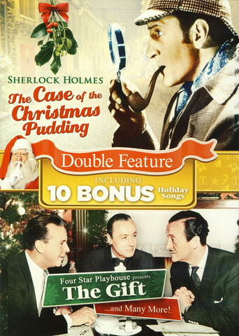 The Case of the Christmas Pudding / The Gift (Double Feature) DVD Movie