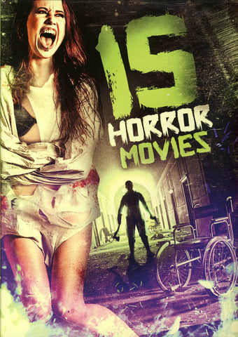 15 - Movie Horror Collection 3 (Boxset)(Value Movie Collection) DVD Movie