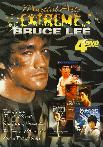 Martial Arts Extreme - Bruce Lee (Boxset) DVD Movie
