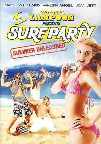 Surf Party (Bilingual) DVD Movie