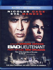 The Bad Lieutenant: Port of Call - New Orleans (Blu-ray+DVD)(Bilingual)(Blu-ray)