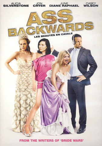 Ass Backwards (Bilingual) DVD Movie